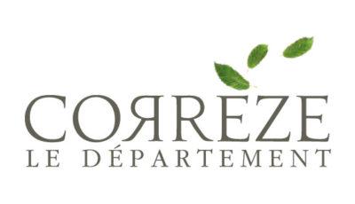 logo vector Conseil départemental de la Corrèze