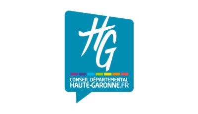 logo vector Conseil départemental de la Haute-Garonne