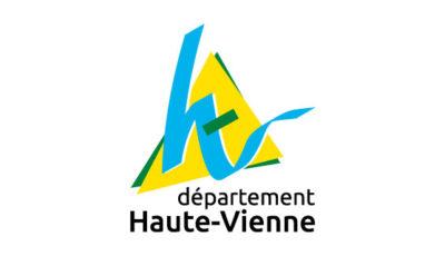 logo vector Conseil départemental de la Haute-Vienne