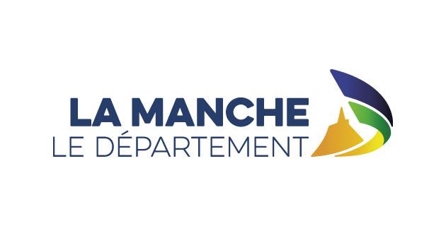 logo vector Conseil départemental de la Manche