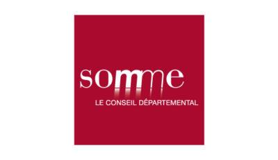 logo vector Conseil départemental de la Somme