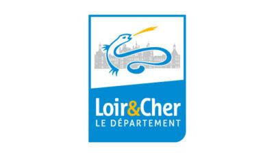logo vector Conseil départemental de Loir-et-Cher
