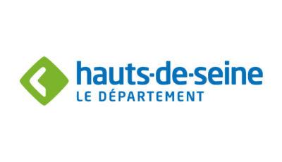 logo vector Conseil départemental des Hauts-de-Seine