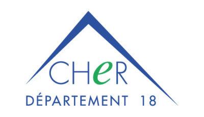 logo vector Conseil départemental du Cher