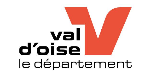 logo vector Conseil départemental du Val d'Oise