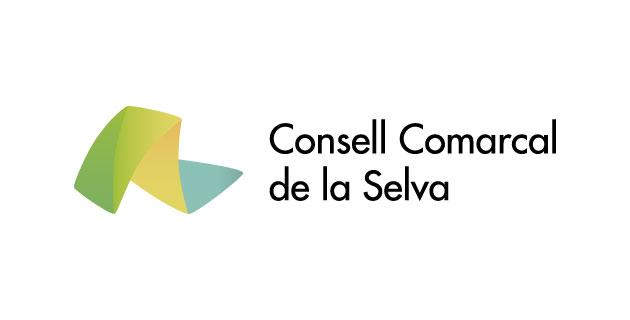 logo vector Consell Comarcal de la Selva