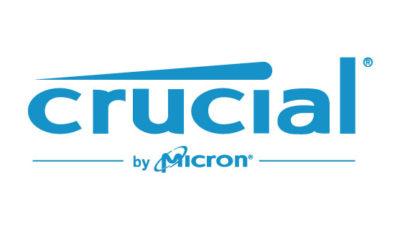 logo vector Crucial