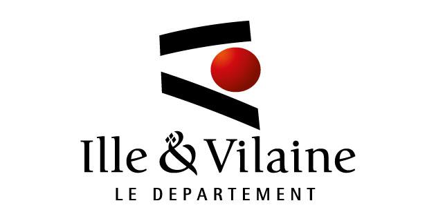logo vector Département d'Ille-et-Vilaine