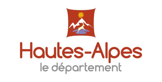 logo vector Département de Hautes-Alpes