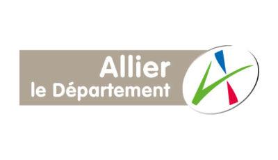 logo vector Département de l'Allier