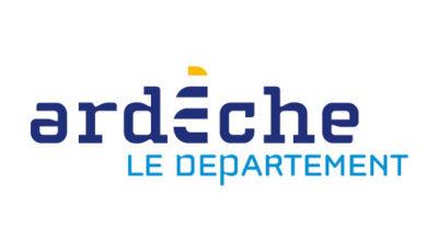 logo vector Département de l'Ardèche