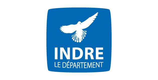 logo vector Département de l'Indre