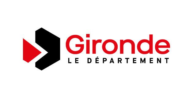 logo vector Département de la Gironde