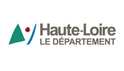logo vector Département de la Haute-Loire