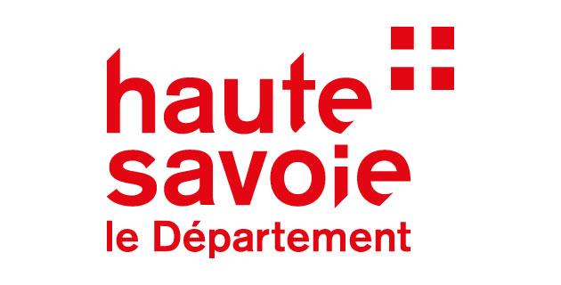 logo vector Département de la Haute-Savoie