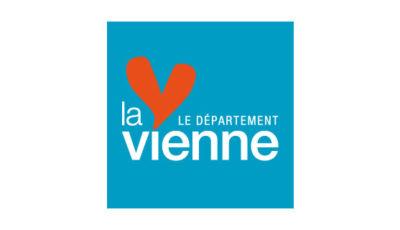 logo vector Département de la Vienne