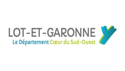 logo vector Département de Lot-et-Garonne