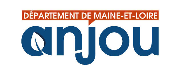 logo vector Département de Maine-et-Loire