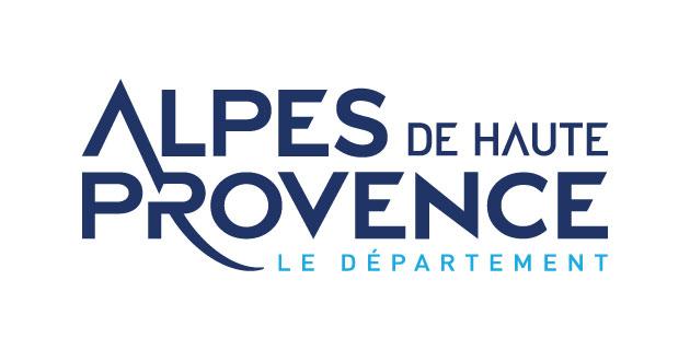 logo vector Département des Alpes de Haute-Provence
