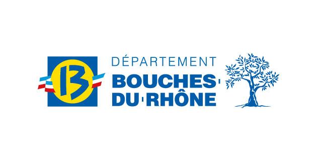 logo vector Département des Bouches-du-Rhône
