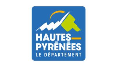 logo vector Département des Hautes-Pyrénées