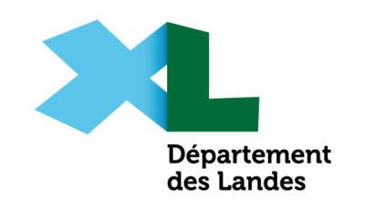 logo vector Département des Landes