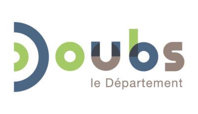 logo vector Département du Doubs