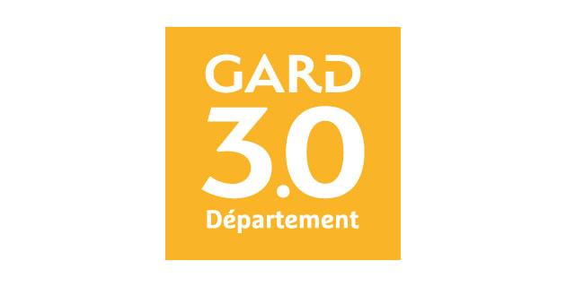 logo vector Département du Gard