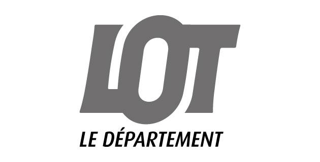 logo vector Département du Lot