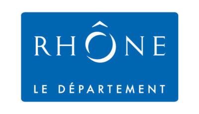 logo vector Département du Rhône