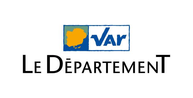 logo vector Département du Var