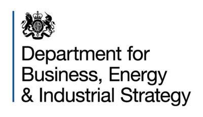 logo vector Department for Business, Energy & Industrial Strategy