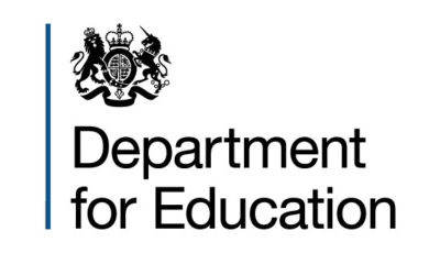 logo vector Department for Education