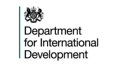 logo vector Department for International Development