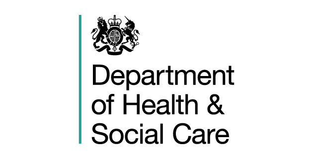logo vector Department of Health and Social Care