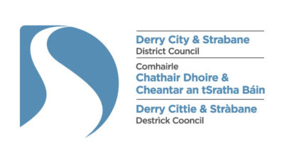 logo vector Derry City and Strabane District Council