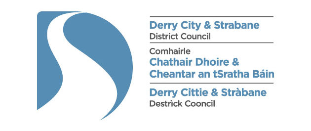 logo vector Derry City and Strabane District Council