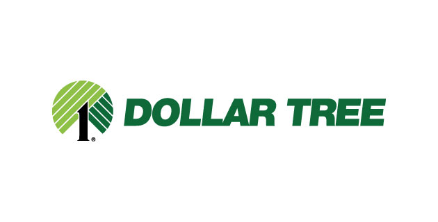 logo vector Dollar Tree