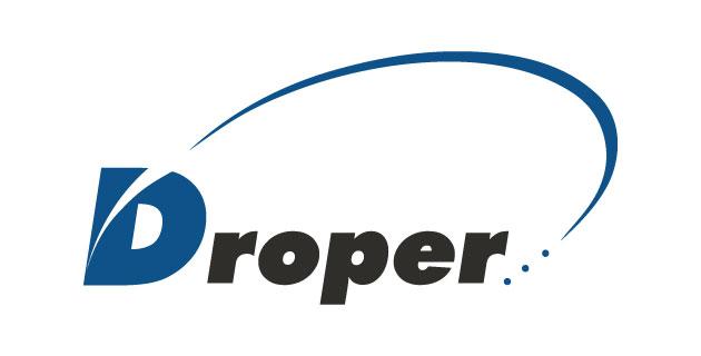 logo vector Droper