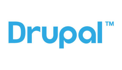 logo vector Drupal