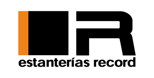 logo vector Estanterías Record
