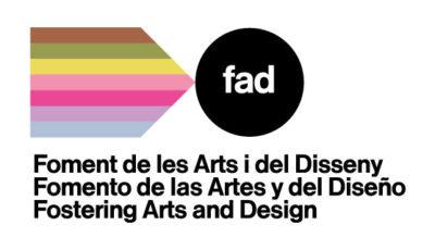 logo vector FAD Foment de les Arts i del Disseny