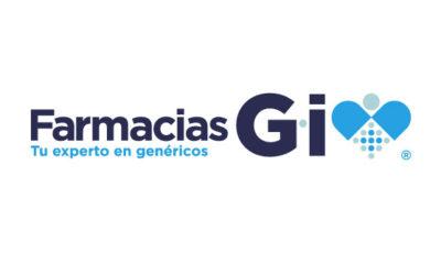 logo vector Farmacias Gi