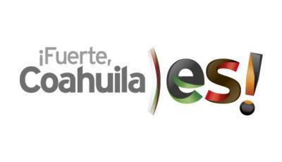 logo vector Fuerte Coahuila es