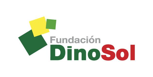 logo vector Fundación Dinosol