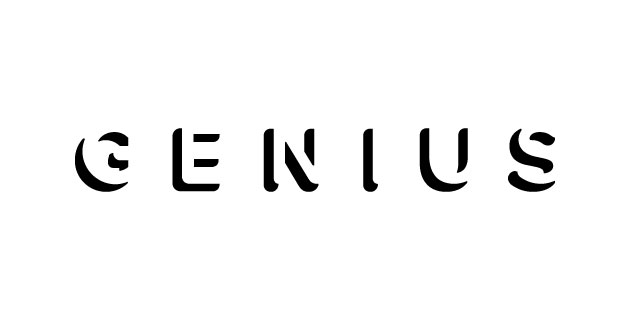 logo vector Genius Media Group