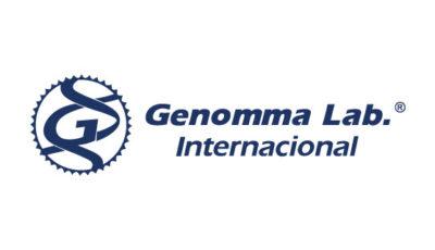 logo vector Genomma Lab Internacional