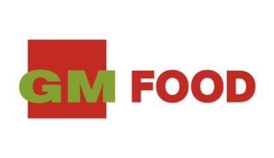 logo vector GM Food
