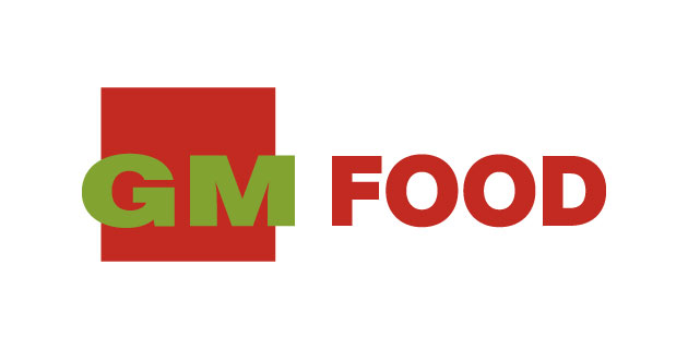 logo vector GM Food