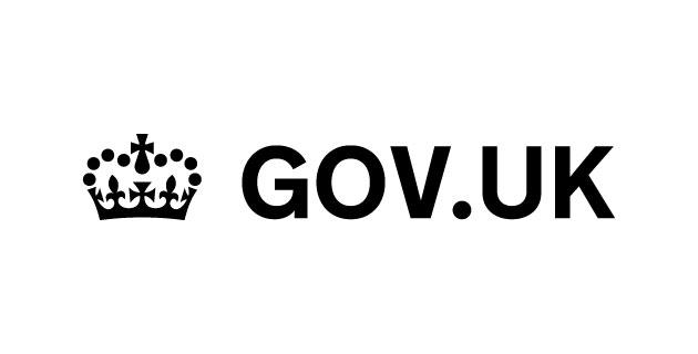 logo vector Gov.uk